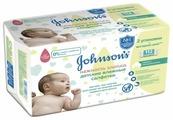 Влажные салфетки Johnson's Baby Нежность хлопка