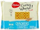 Крекеры Delser Crackers Non Salat без соли, 500 г