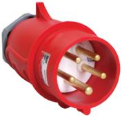Вилка силовая (CEE) кабельная переносная IEK PSN02-016-5