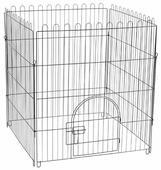 Triol K2 Клетка-вольер для животных, 4 секции, эмаль, 840*950мм 84*95