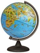 Глобус зоогеографический Глобусный мир 250 мм (10369)