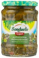 Корнишоны маринованные Expert (3-6 см) Bonduelle стеклянная банка 540 г 580 мл