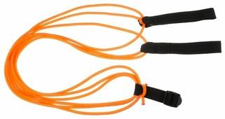 Эспандер для лыжника (боксера, пловца) Indigo 3 шнура (00021321) 200 см