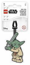 Бирка для багажа LEGO Star Wars Yoda