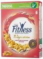 Готовый завтрак Nestle Fitness подушечки с фруктово-ягодным муссом, коробка