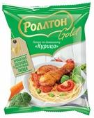 Роллтон Лапша со вкусом курицы по-домашнему Gold 70 г