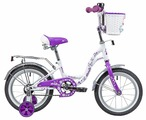 Детский велосипед Novatrack Butterfly 14 (2019)