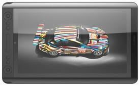 Интерактивный дисплей HUION GT-156HD
