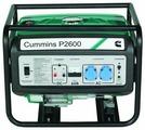 Бензиновый генератор Cummins P2600 (2500 Вт)