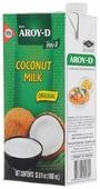 Молоко кокосовое Aroy-D ORIGINAL 19%, 1 л