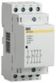 Модульный контактор IEK MKK20-20-22 20А