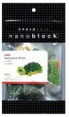 Конструктор Nanoblock Miniature NBC-033 Красноухая черепаха