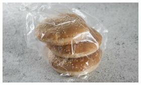ВкусВилл Булочки для гамбургеров пшеничные 150 г