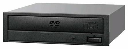 Оптический привод Sony NEC Optiarc DDU1681S Black