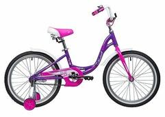 Детский велосипед Novatrack Angel 20 (2019)