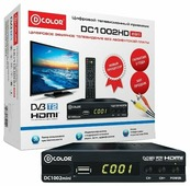 TV-тюнер D-COLOR DC1002HDmini