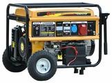 Бензиновый генератор Skiper LT9000EB (6000 Вт)