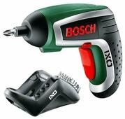 Аккумуляторная отвертка BOSCH IXO 4 BBQ