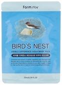 Farmstay маска с экстрактом ласточкиного гнезда