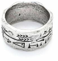 Skifska Etnika Кольцо цельнолитое Neolitic Код Хаммурапи