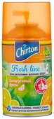 Chirton сменный баллон Fresh line Цитрусовый фреш, 250 мл