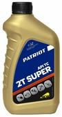 Масло для садовой техники PATRIOT Super Active 2T 0.946 л