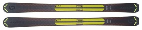 Горные лыжи Scott Slight 100 (19/20)