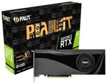 Видеокарта Palit GeForce RTX 2070 SUPER 1605MHz PCI-E 3.0 8192MB 14000MHz 256 bit HDMI HDCP X