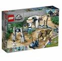 Конструктор LEGO Jurassic World 75937 Нападение трицератопса