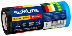 Набор изоленты SAFELINE Master 15мм × 5м 7 шт.