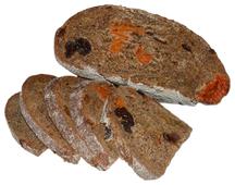 Авангард Хлеб Боярский ржано-пшеничный с изюмом, курагой и чер