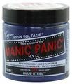 Крем Manic Panic High Voltage Blue Steel, голубой оттенок