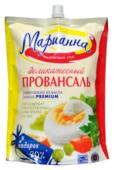 Майонезный соус Марианна Провансаль деликатесный дой-пак 25%