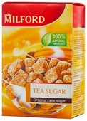 Сахар Milford Чайный коричневый тростниковый
