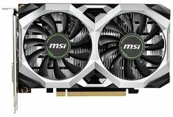 Видеокарта MSI GeForce GTX 1650 1740MHz PCI-E 3.0 4096MB 8000MHz 128 bit DVI HDMI HDCP VENTUS XS OC