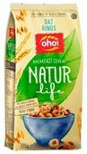 Готовый завтрак Oho! колечки Natur Life овсяные, пакет