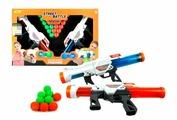 Оружие с мягкими шариками 1 TOY Street Battle (Т13652)