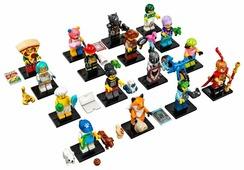 Конструктор LEGO Collectable Minifigures 71025 Серия 19