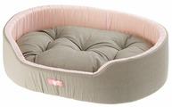 Лежак для кошек, для собак Ferplast Dandy C 80 (82944095/82944099) 80х55х20 см