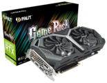 Видеокарта Palit GeForce RTX 2070 SUPER 1605MHz PCI-E 3.0 8192MB 14000MHz 256 bit HDMI HDCP GameRock