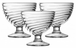 Набор креманок Luminarc Swirl 300 мл из 3 предметов (H5068/1)