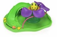 Интерактивная игрушка робот Hexbug Cuddlebots Sweet Pea Slide Сверчок Хлоя, горка