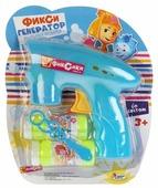 Пистолет для пускания мыльных пузырей Играем вместе Фиксики