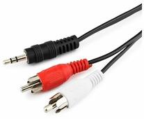 Кабель Cablexpert mini Jack 3.5 - 2 x RCA (CCA-458)