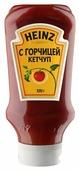 Кетчуп Heinz С горчицей, пластиковая бутылка