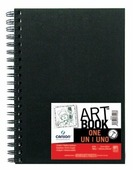 Скетчбук Canson One Art Book 15.2 х 10.2 см, 100 г/м², 80 л.