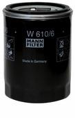 Масляный фильтр MANNFILTER W610/6