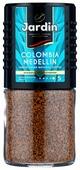 Кофе растворимый Jardin Colombia Medellin, стеклянная банка