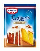 Dr. Oetker Глазурь сахарная 100 г