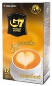 Растворимый кофе Trung Nguyen G7 Cappuccino Hazelnut, в стиках